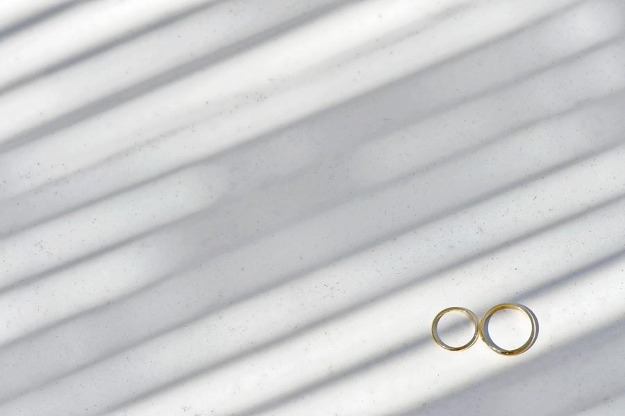wedding rings in mykonos
