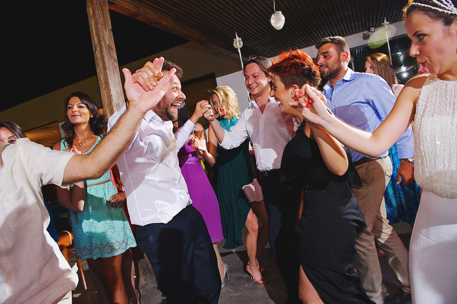 crazy wedding party photos