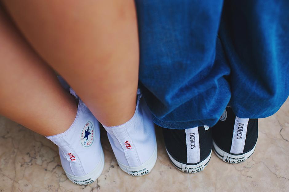 all star shoes custom wedding