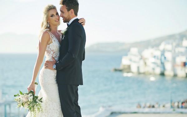 Jewish wedding in Mykonos | Greece Mykonos Santorini Athens Wedding ...