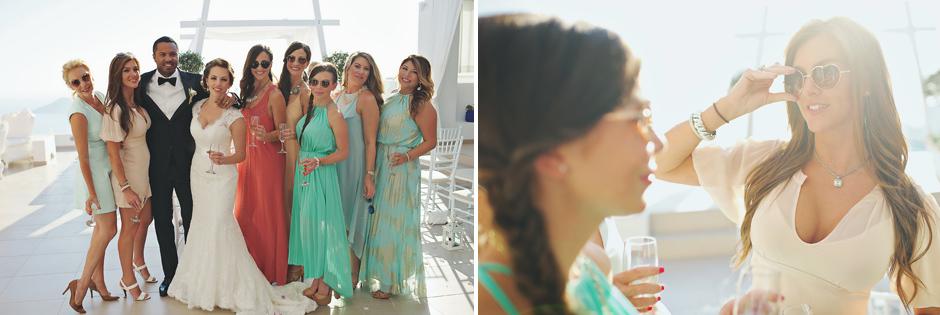 wedding reception in la maltese