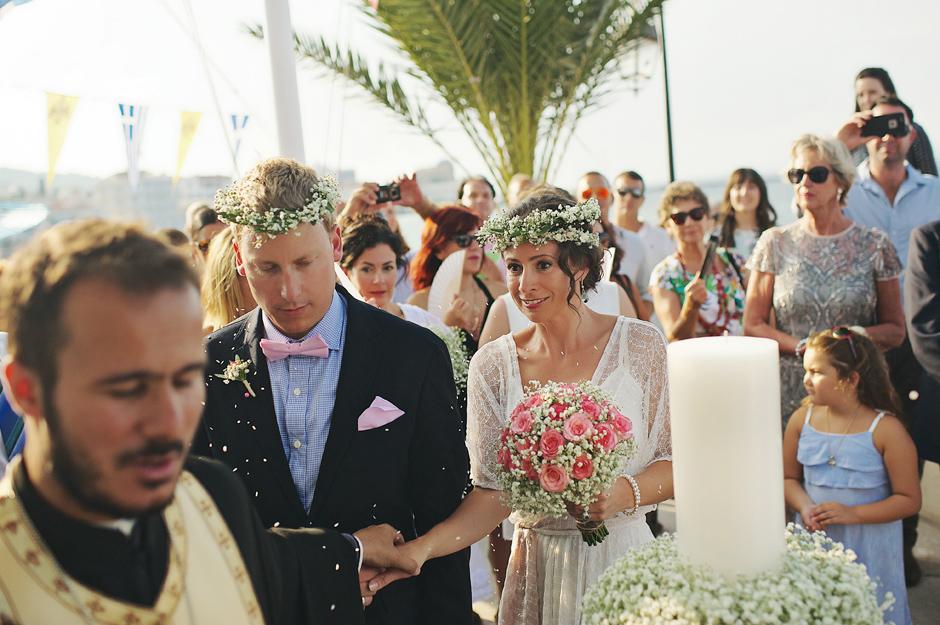 Destination Wedding In Spetses Pictures Greece Mykonos