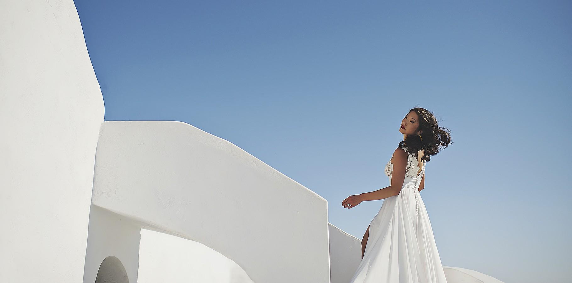 oia santorini wedding photgrapher