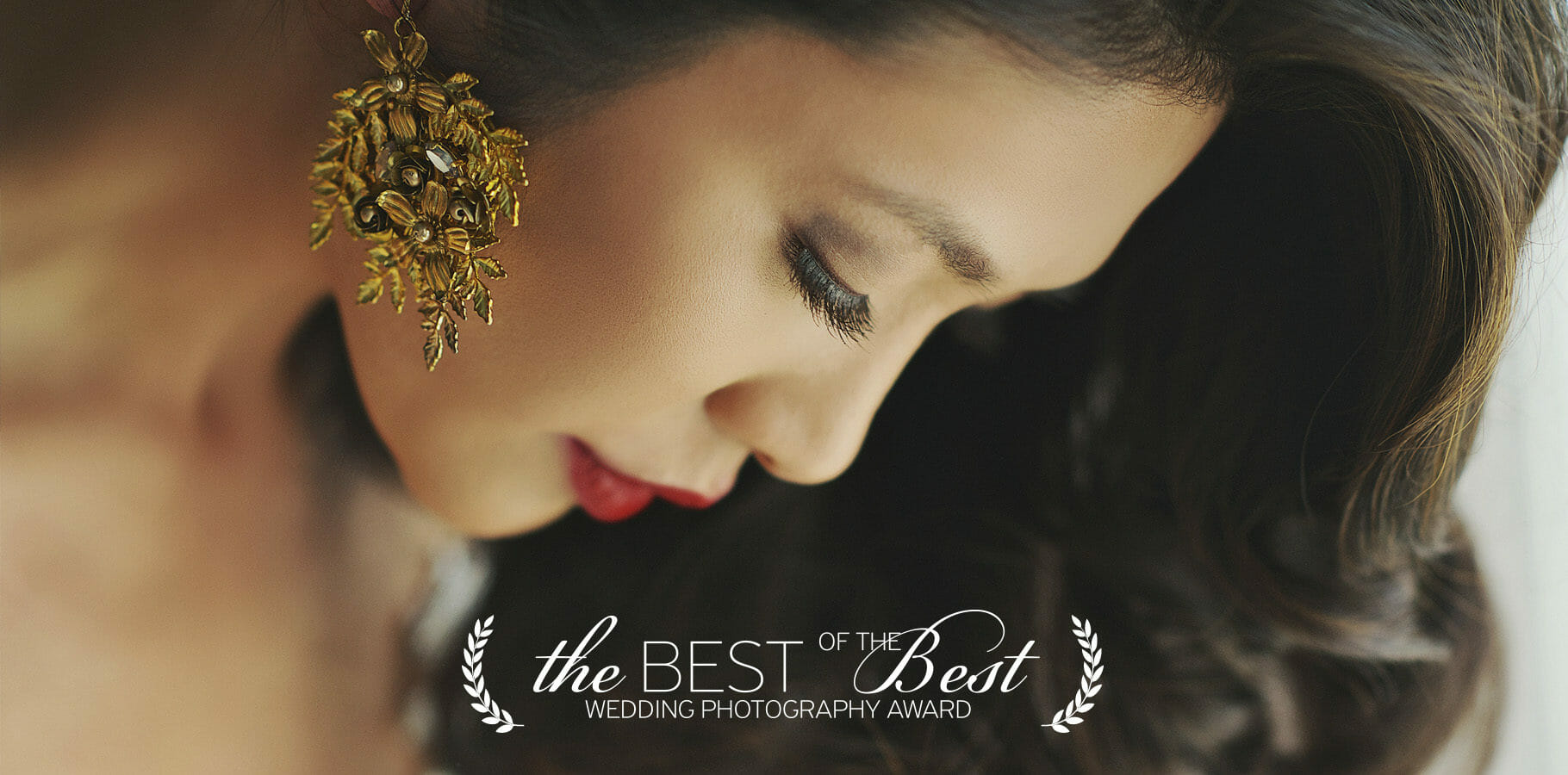 best of the best wedding photographer award