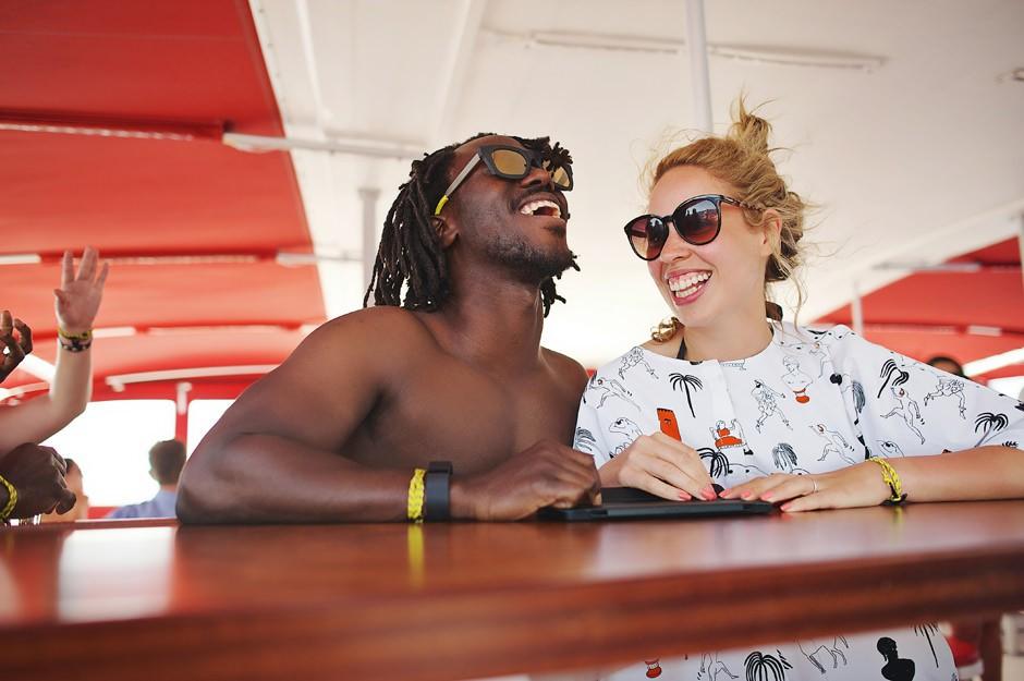 sail trip to ios island
