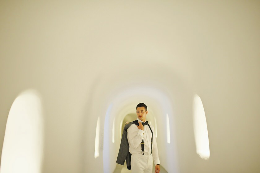elopement in santorini canaves suites 10