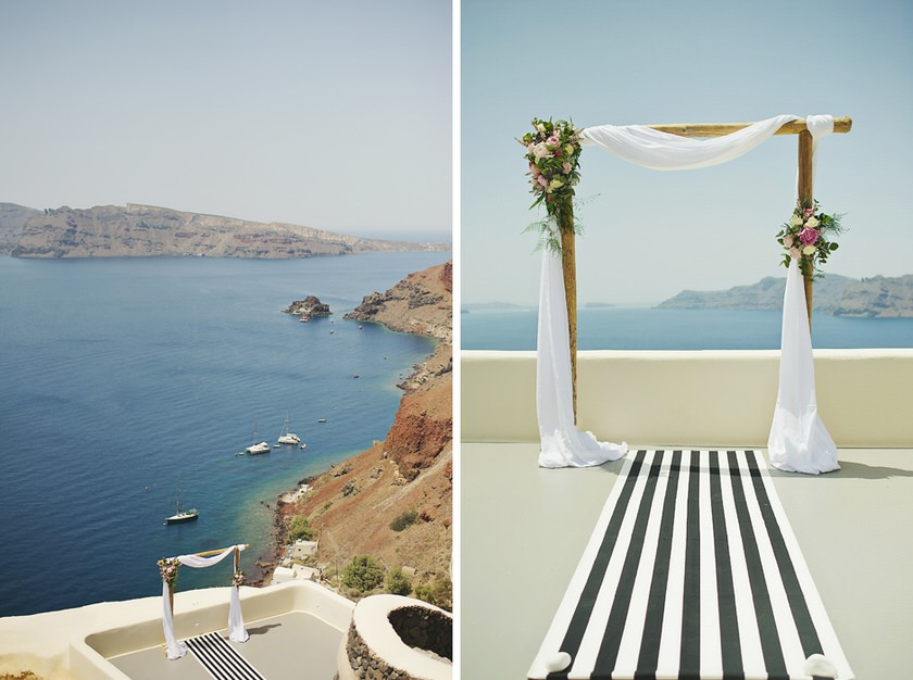 elopement in santorini canaves suites 11