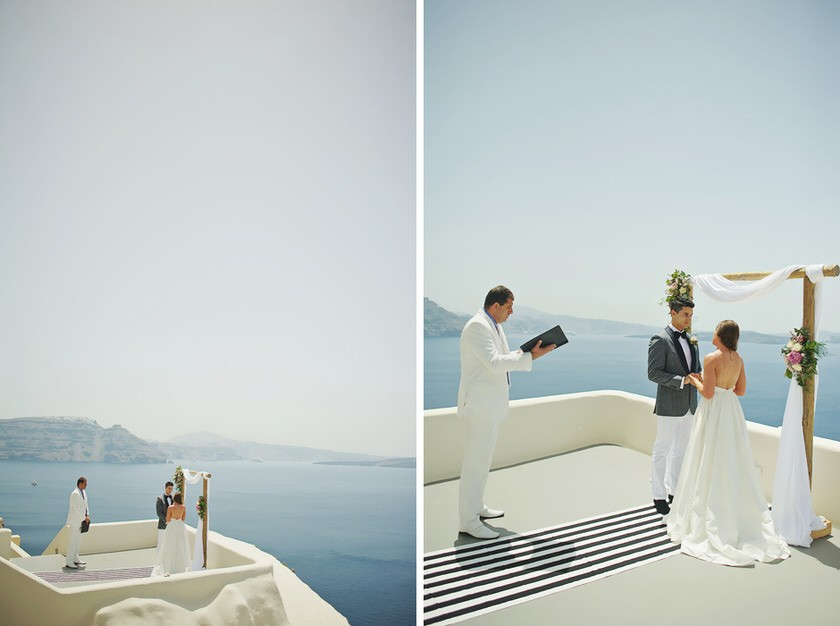 elopement in santorini canaves suites 21