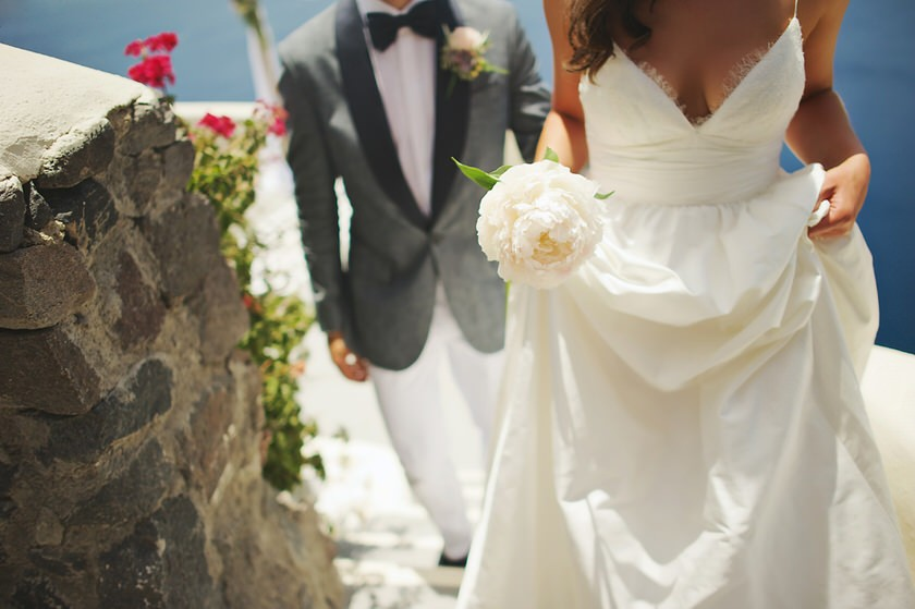 elopement in santorini canaves suites 26
