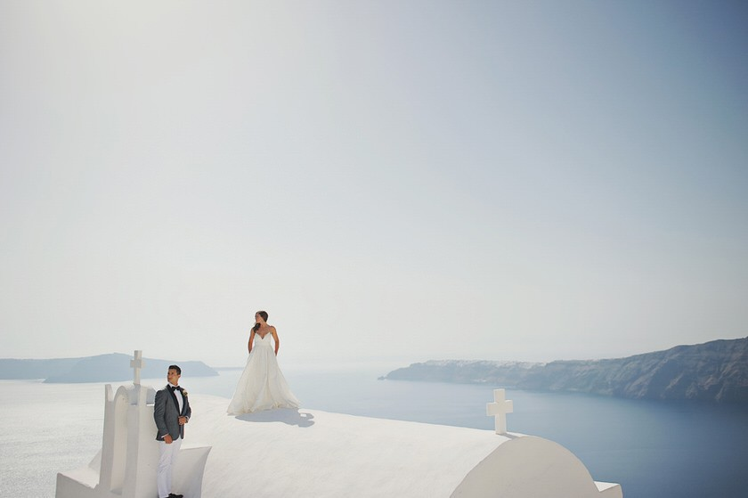 elopement in santorini canaves suites 35
