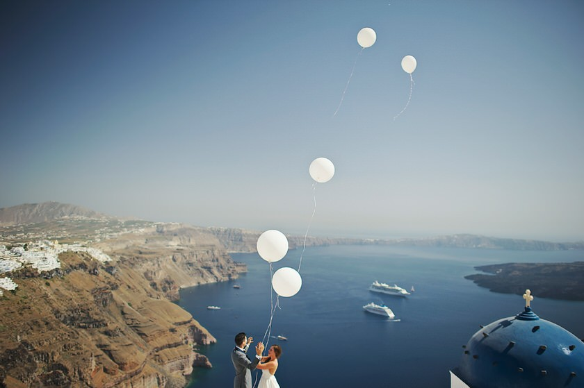 elopement in santorini canaves suites 37