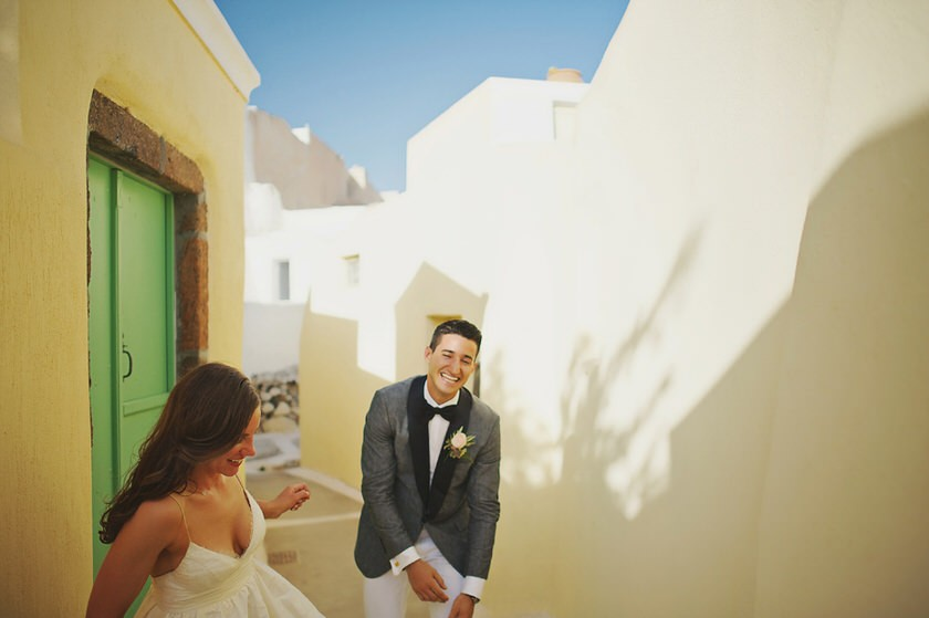 elopement in santorini canaves suites 40