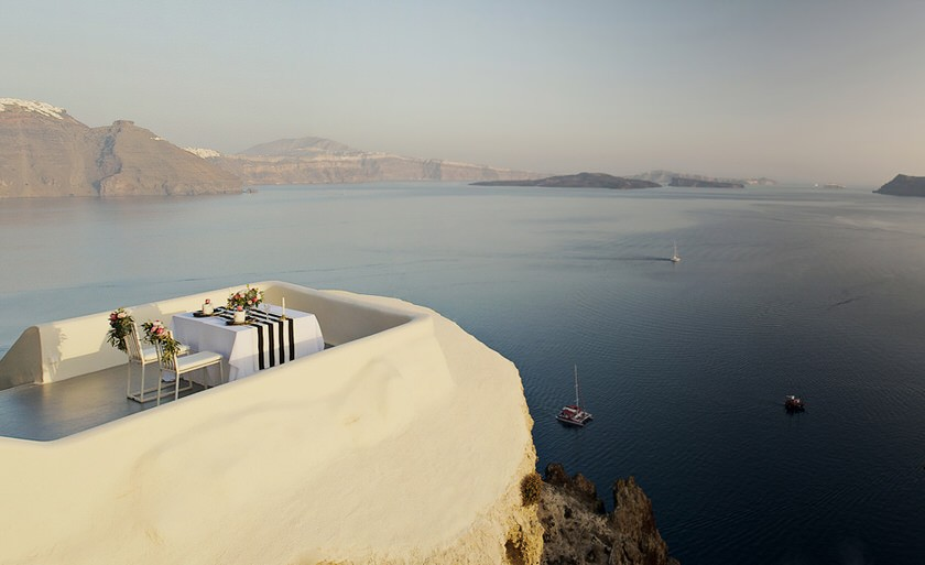 elopement in santorini canaves suites 41
