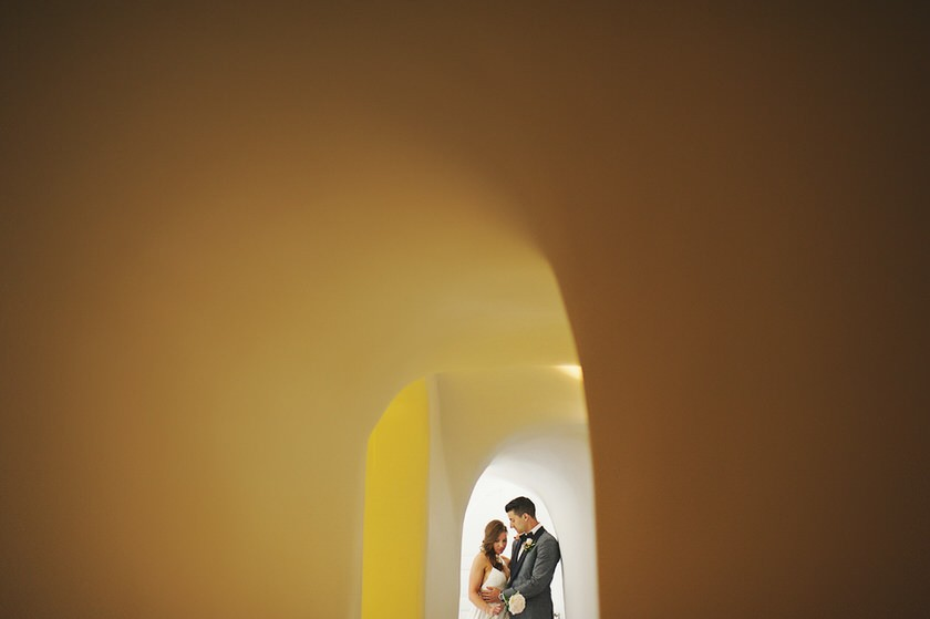 elopement in santorini canaves suites 44