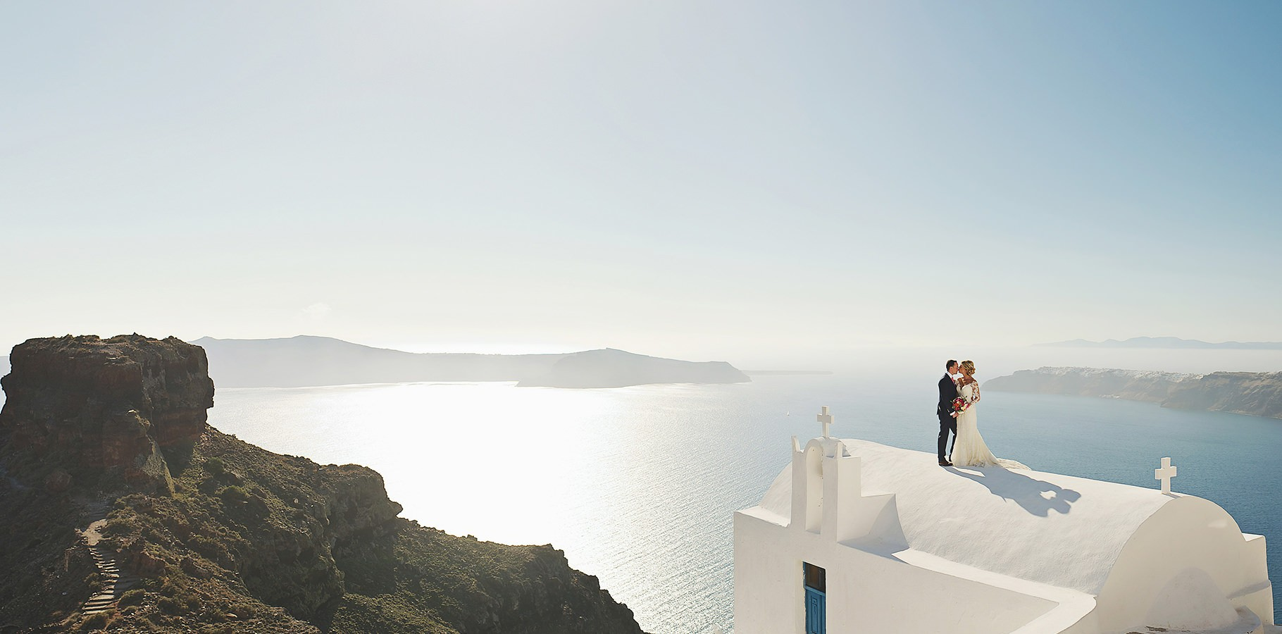 santorini elopement best photographer