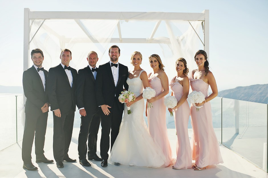 jewish wedding at rocabella santorini 33