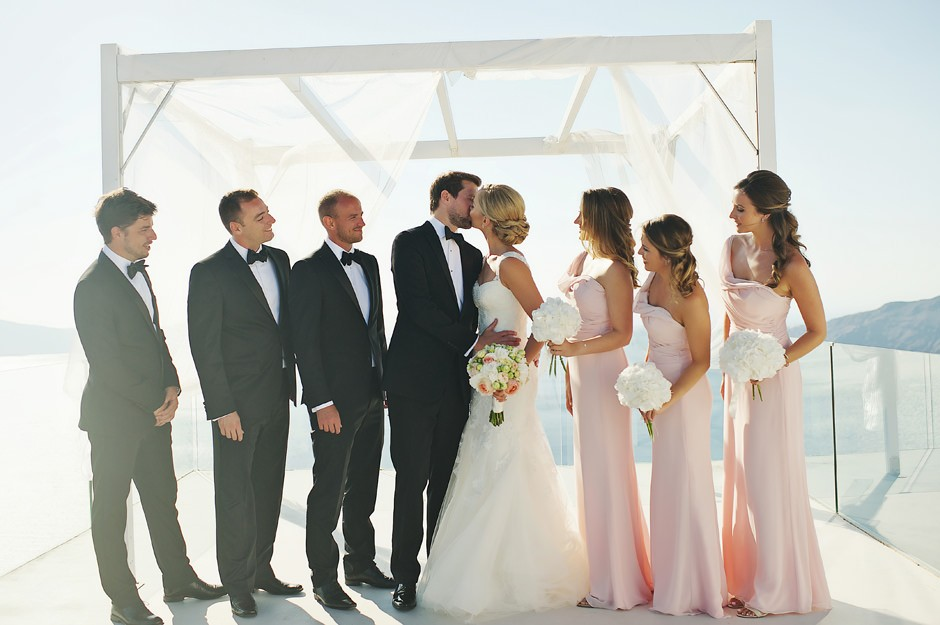 jewish wedding at rocabella santorini 34
