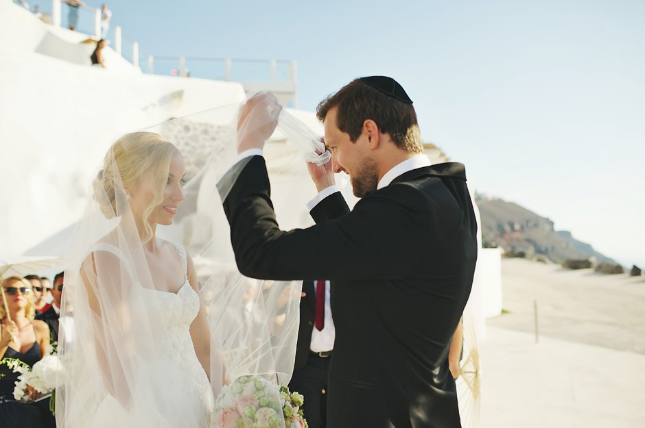 jewish wedding at rocabella santorini 39