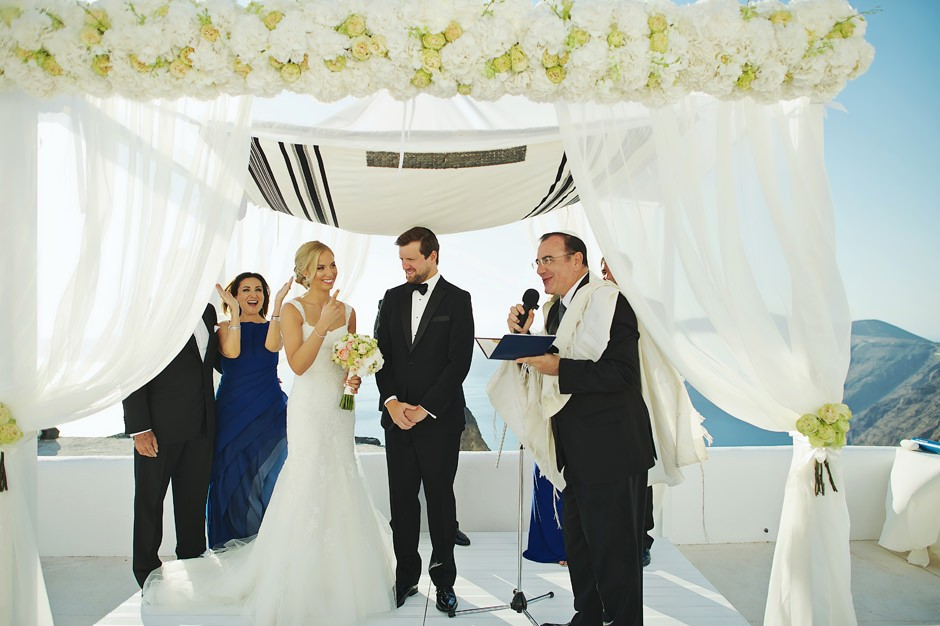 jewish wedding at rocabella santorini 40
