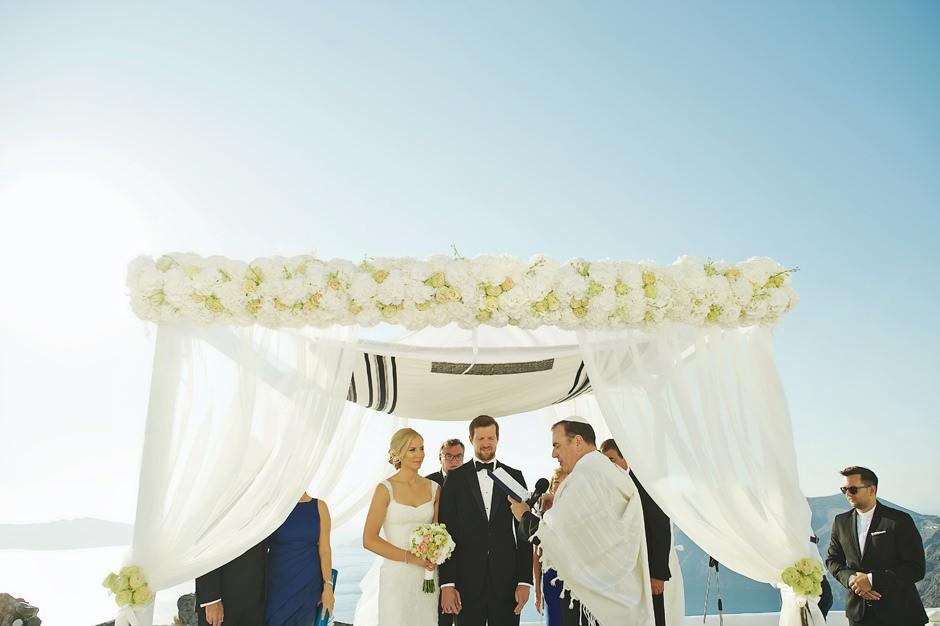jewish wedding at rocabella santorini 43
