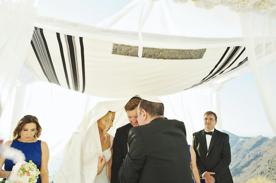 jewish wedding at rocabella santorini 45