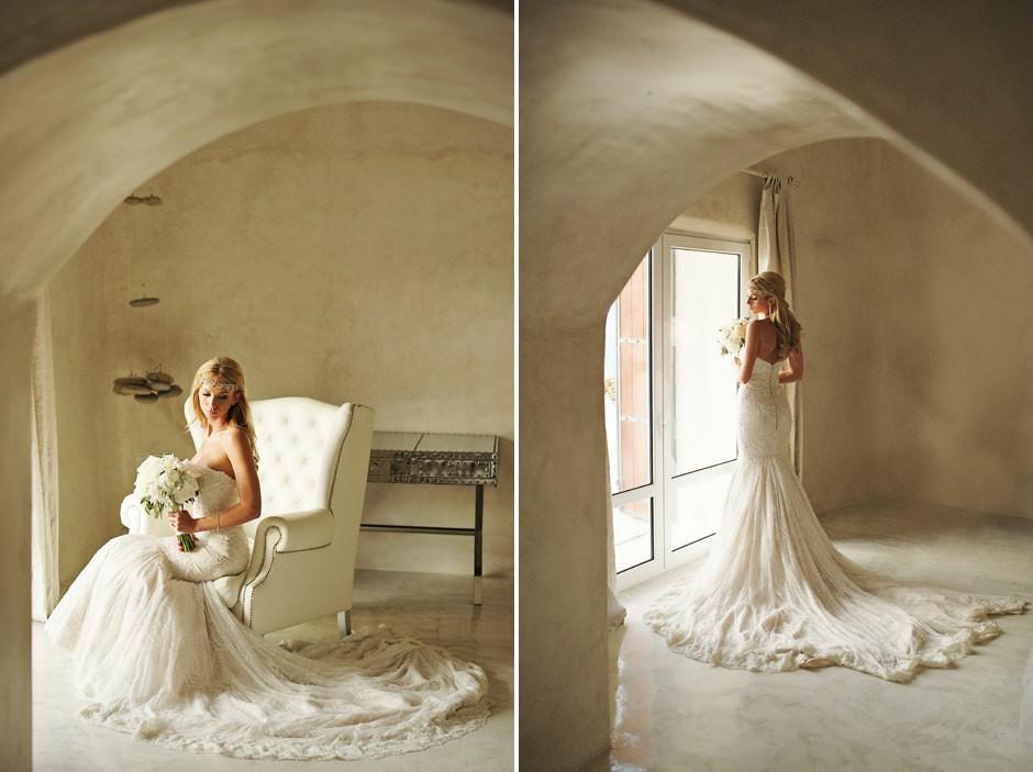 Wedding In Santorini Cavo Ventus Greece Mykonos