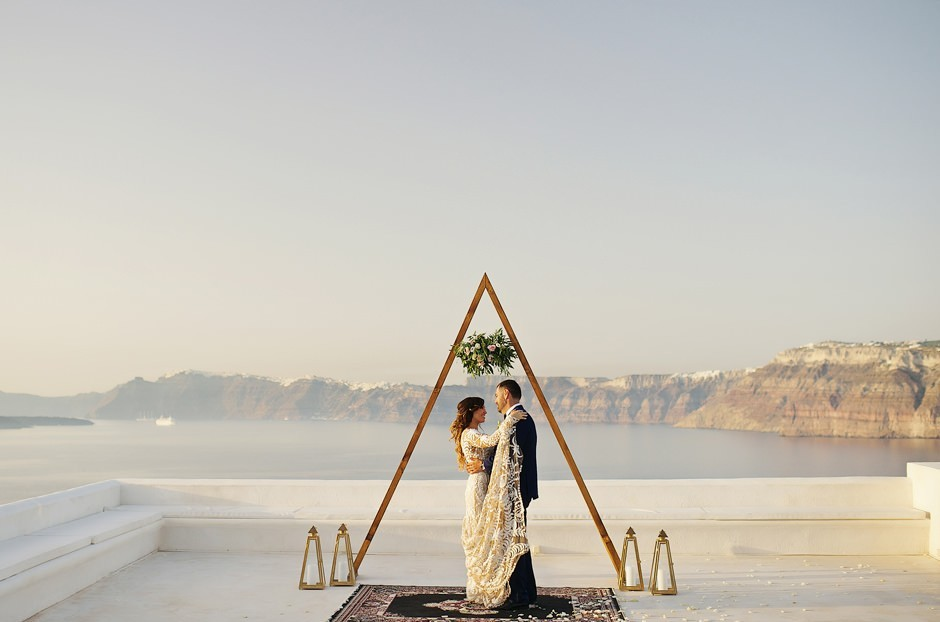santorini honeymoon packages