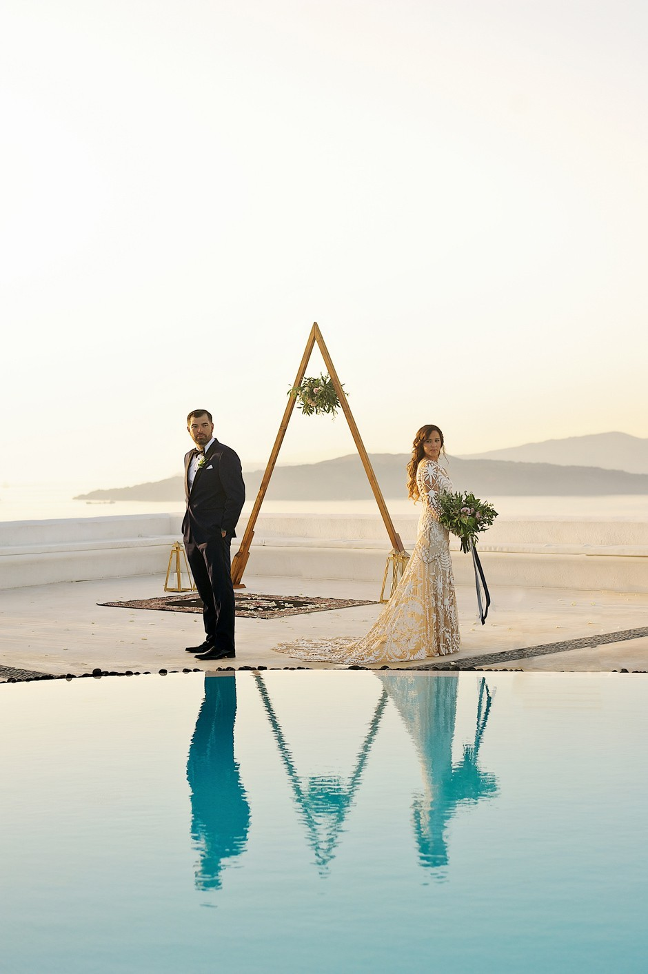 best wedding venues in greece