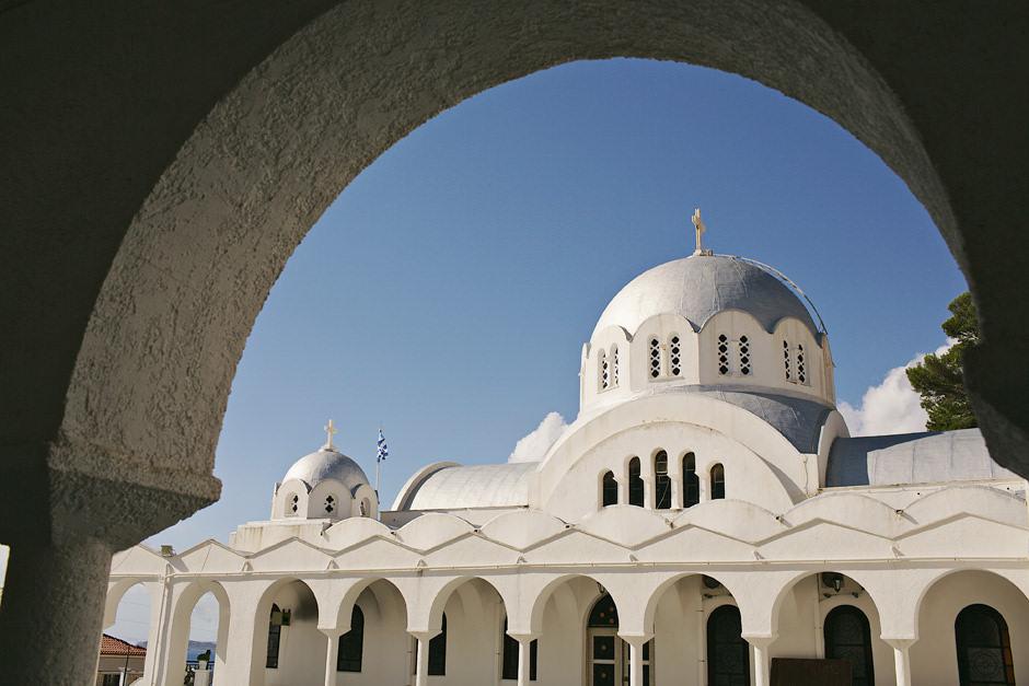 orthodox wedding in greece