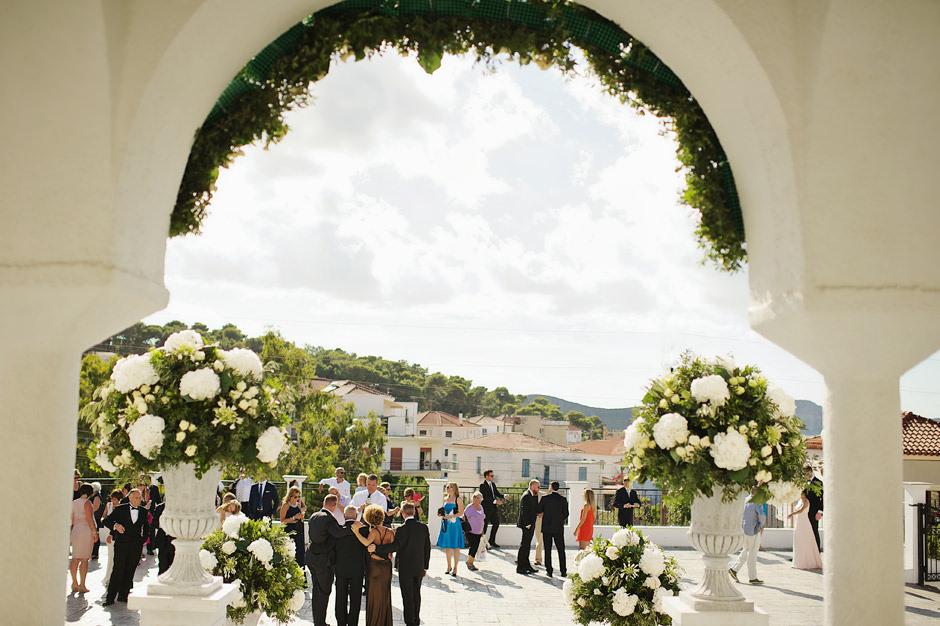 costa navarino wedding golf course