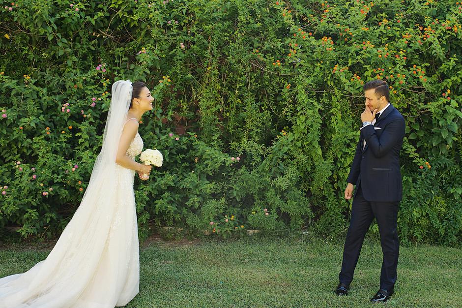 wedding in the castle of nafplio