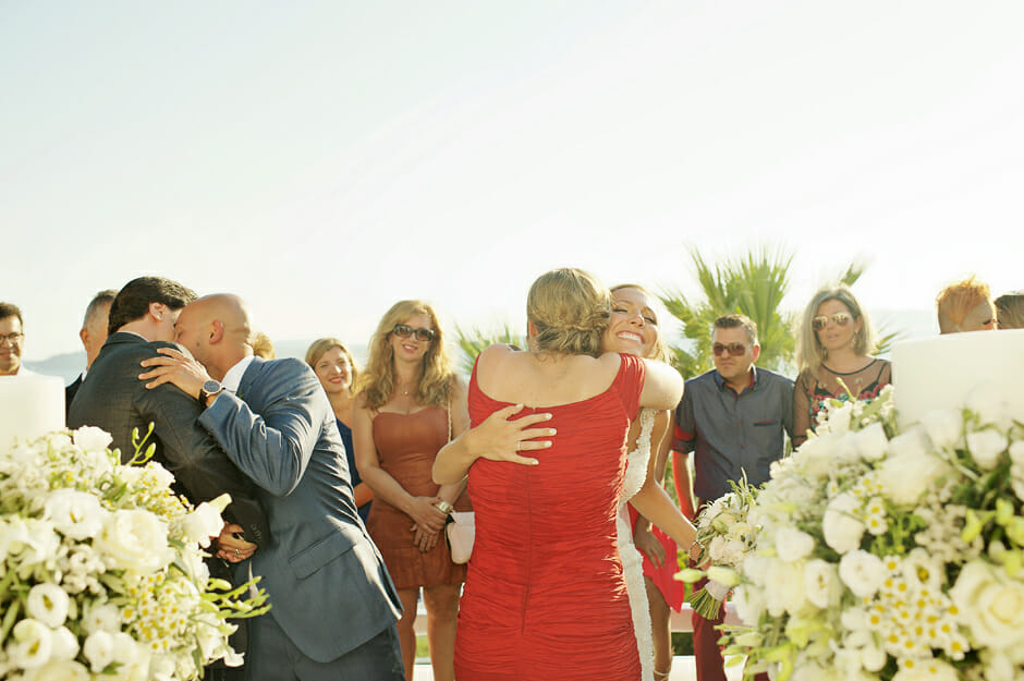 saint john hotel wedding, mykonos