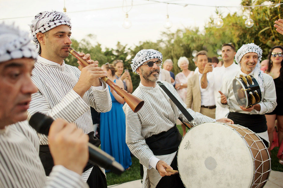 arabic wedding in naxos