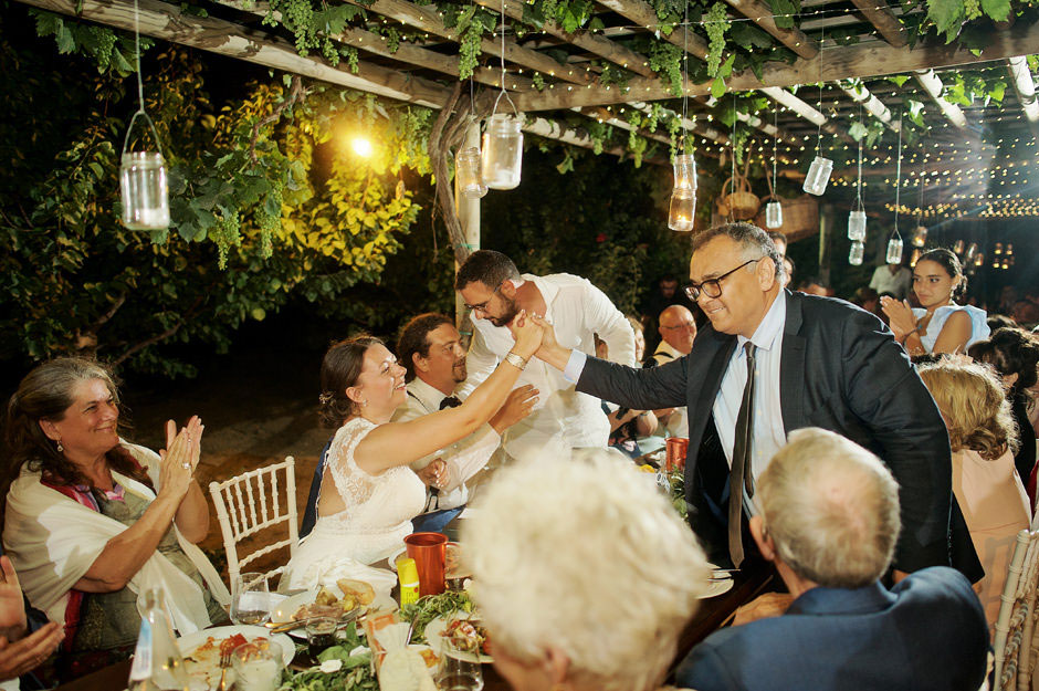 father speech - tying the knot in greece