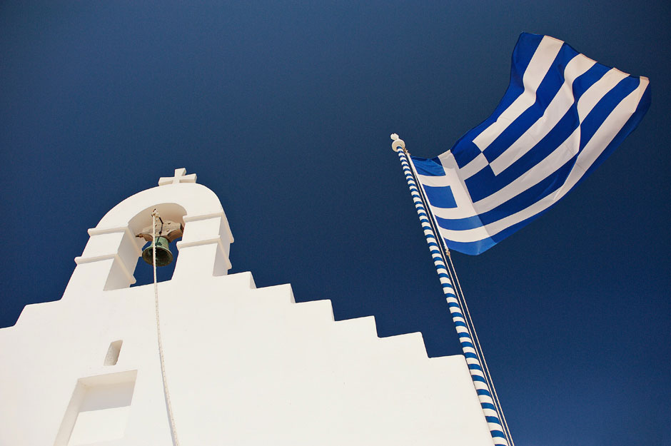 st john chapel in mykonos greece