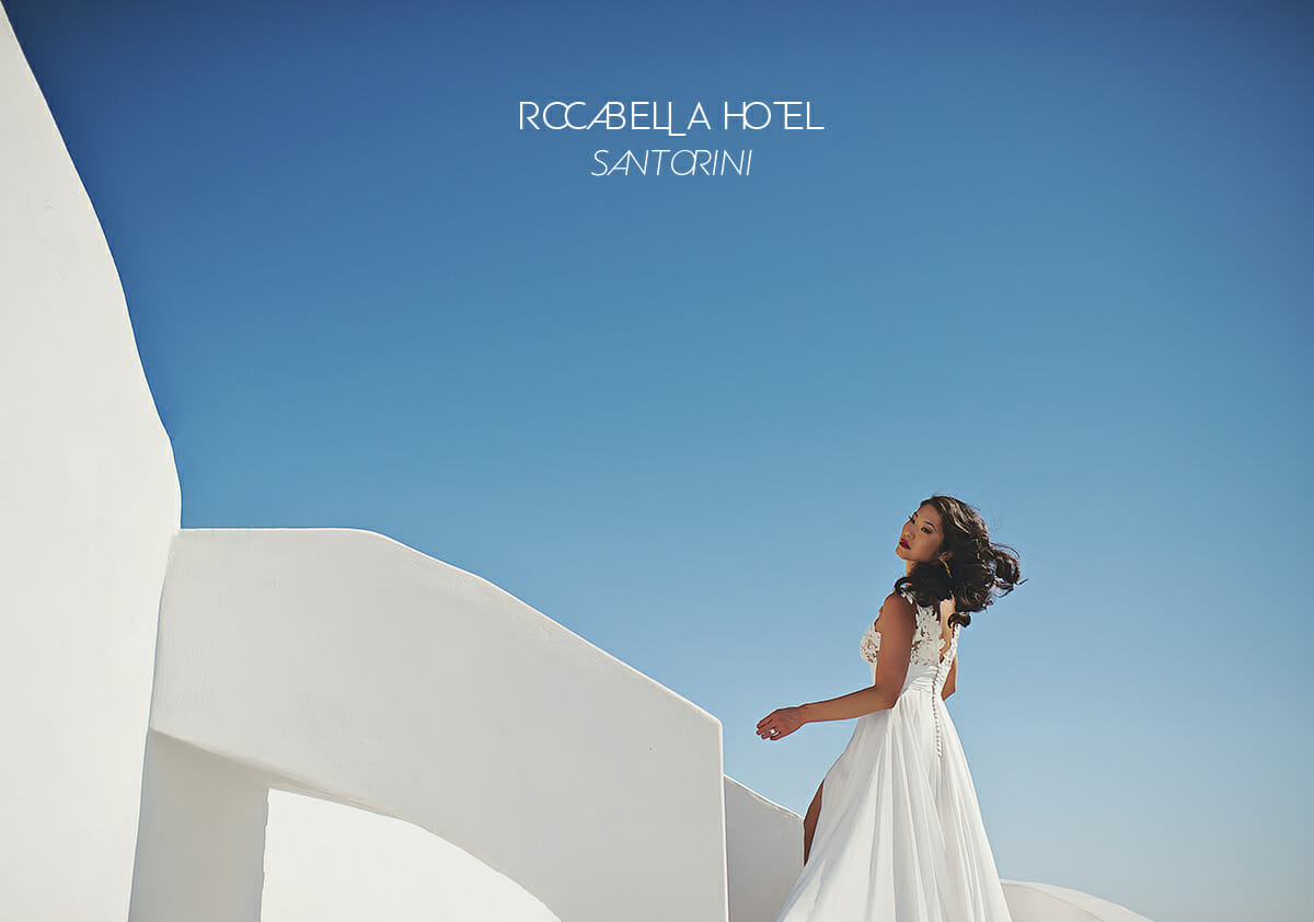 bridal wedding photoshoot in rocabella