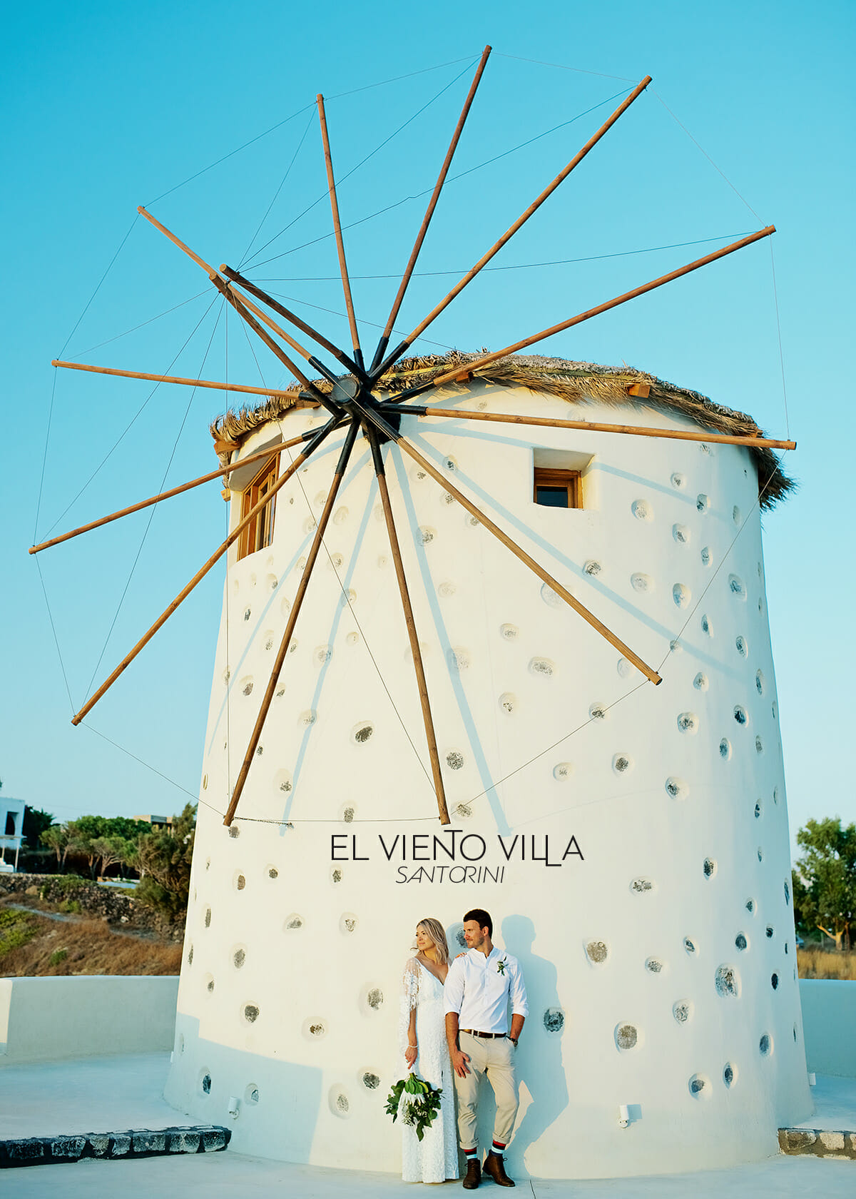 windmills of el viento villa